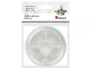 ¯y³ka nylonowa TITANUM 0,5mm x 40m