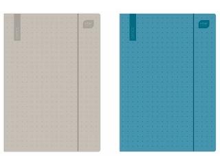 Teczka z gumk± A4+ INTERDRUK Mat+UV Office