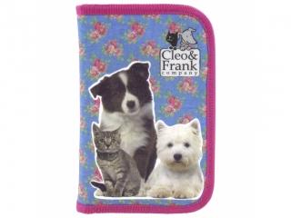 Piórnik jednokomorowy DERFORM Cleo i Frank 15