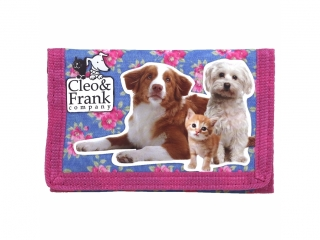 Portfel DERFORM Cleo i Frank 15
