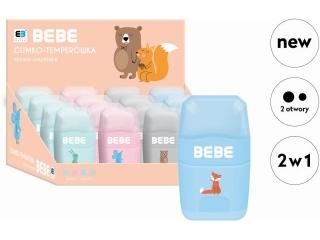 Gumko-temperówka INTERDRUK BxB Kids pastel