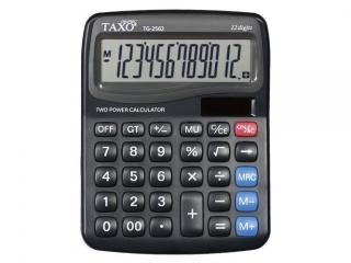 Kalkulator Taxo Tg-2562 Czarny
