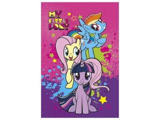 Notes A7 DERFORM My Little Pony