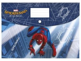 Teczka koperrtowa A4 PP DERFORM Spider-Man 10
