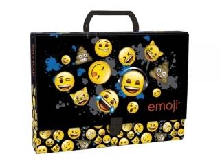 Teczka twarda z r±czk± DERFORM Emoji 12