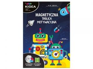 Tablica motywacyjna magnetyczna KIDEA B