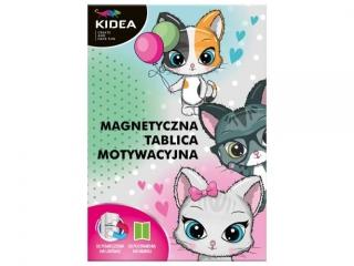 Tablica motywacyjna magnetyczna KIDEA E