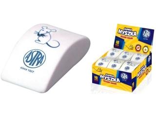 Gumka myszka Astra - box 18 [ opakowanie=18szt]