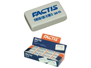 Gumka FACTIS36-R chlebowa 36szt.