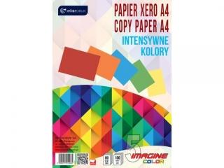 Papier ksero kolorowy A4 100k. INTERDRUK mix