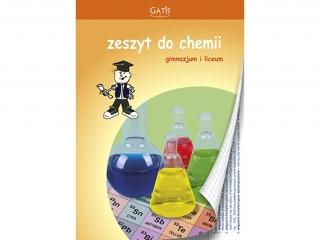 Zeszyt s³ownik A5 60k. GATIS chemia