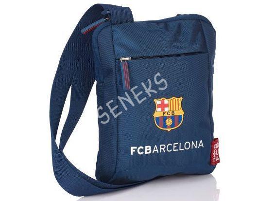 6993cef4006c4 Saszetka na ramię FC-152 FC Barcelona The Best Team 5