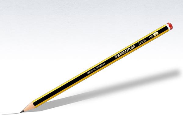 Tužka STAEDTLER Noris 120 tvrdost H - č. 3