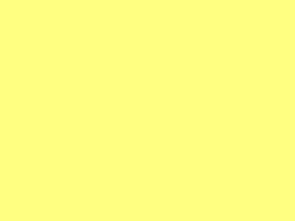 Žlutý citron karton A4 - 20 kusů