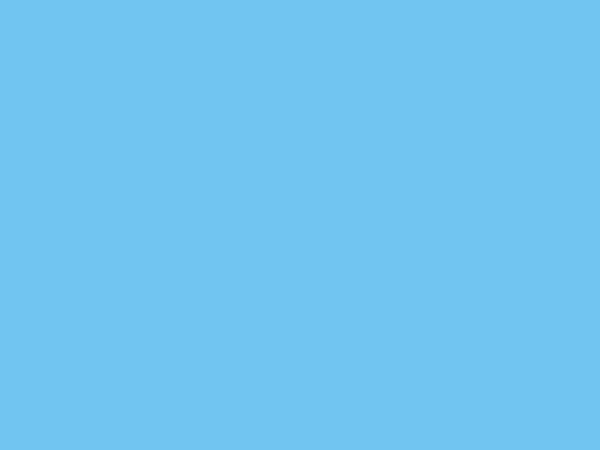 Světle modrý karton A4 - 20 kusů