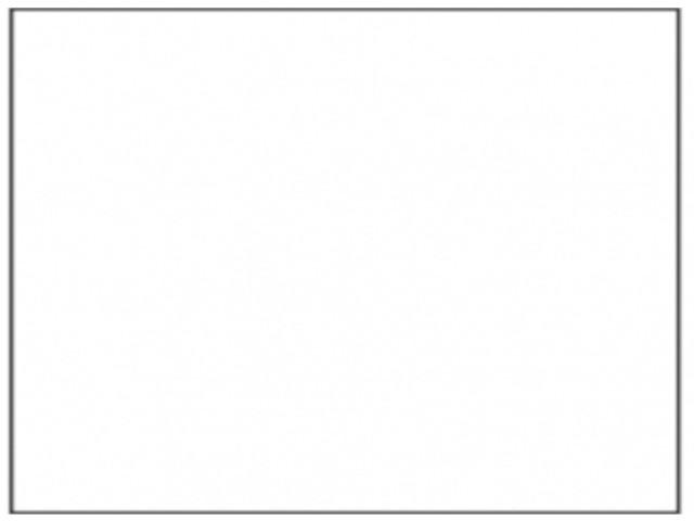 Bílý karton A4 - 20 kusů