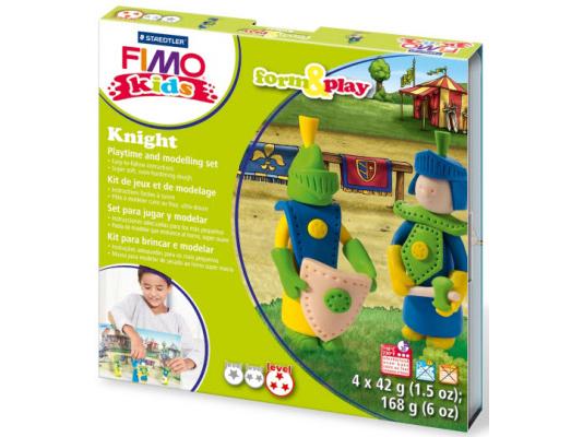 FIMO sada FormxPlay, rytíři, 4 x 42 g