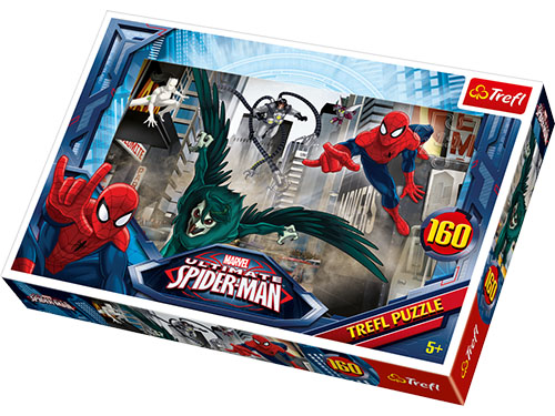 Puzzle 160 TREFL - Spiderman