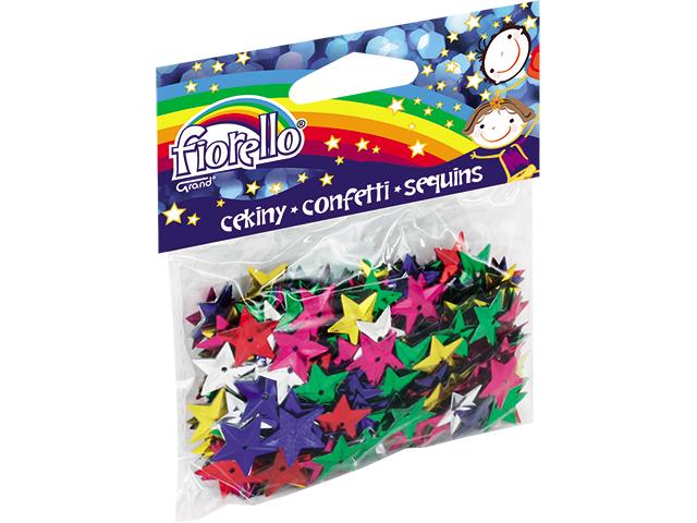 Konfety hvězdy Fiorello