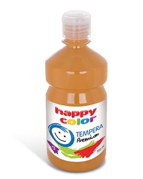 Temperová barva Happy Color 500 ml - světle hnědá