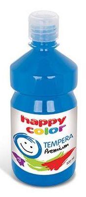 Temperová barva Happy Color 500 ml - modrá