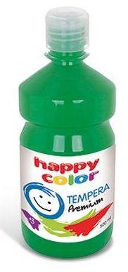 Temperová barva Happy Color 500 ml - zelená