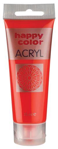 Akrylová barva 75 ml - růžová