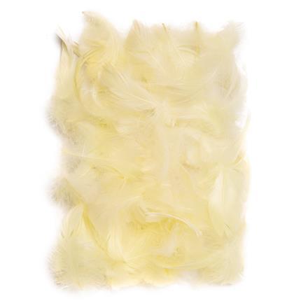 Smetanové peří DPCraft 5-12 cm, 10 g