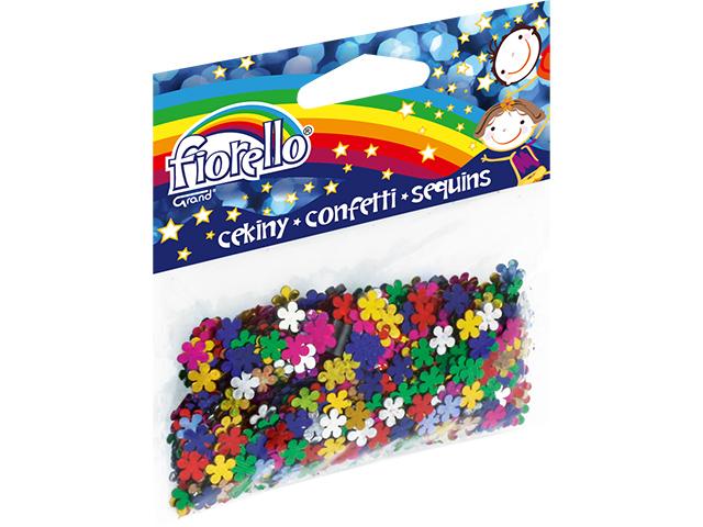 Konfety květinky Fiorello - 6 mm