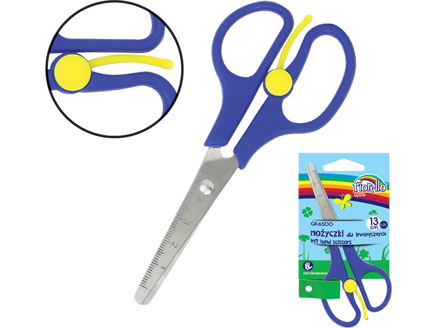Nůžky pro leváky Fiorello - 13 cm