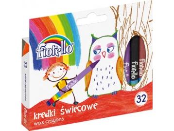 Voskovky Fiorello - 32 barev