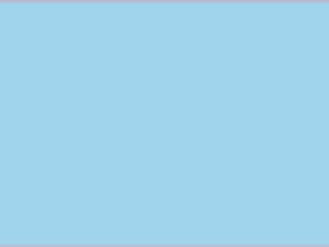 Pastelově modrý karton A4 - 20 kusů
