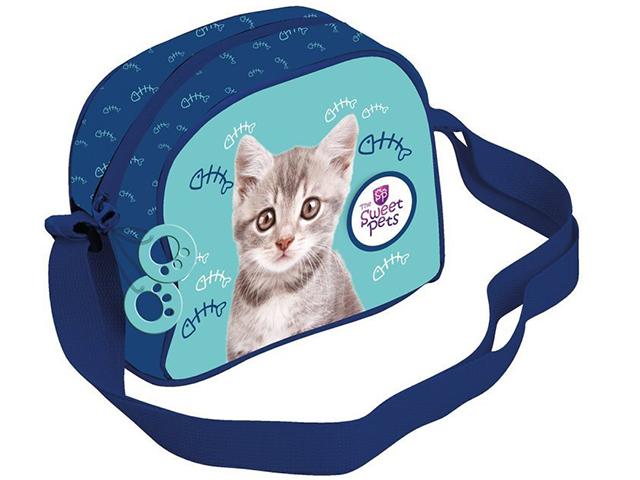 Malá taška přes rameno - Kočka, The sweet Pets