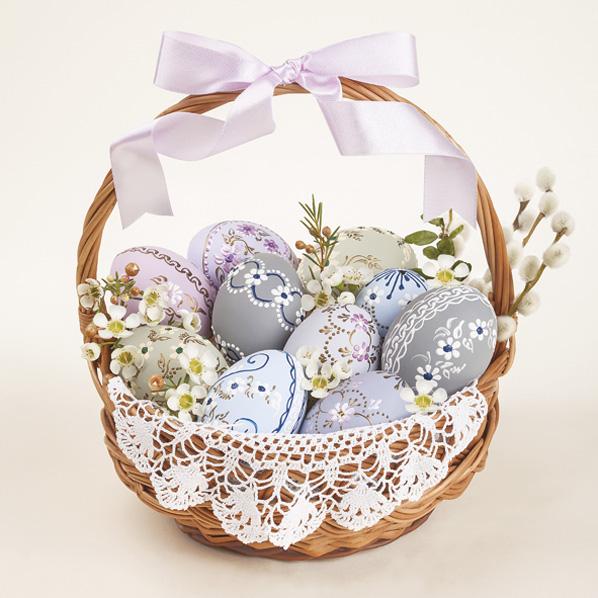 Velikonoční ubrousky - 20 kusů