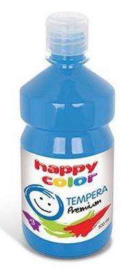 Temperová barva Happy Color 500 ml - světle modrá