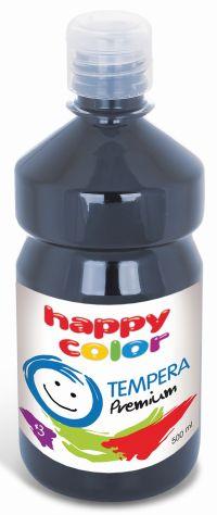 Temperová barva Happy Color 500 ml - uhlově tmavě šedá