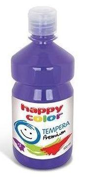 Temperová barva Happy Color 500 ml - tmavě fialová, švestková