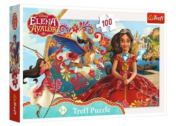Puzzle Disney, 100 dílků, Kouzlo Avaloru
