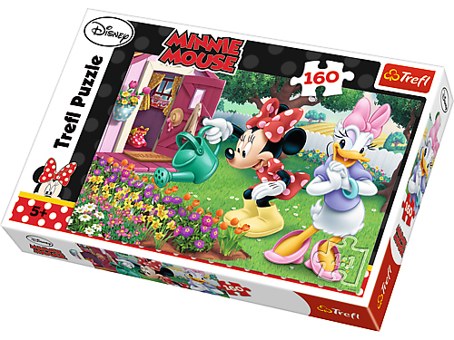 Puzzle 160 TREFL - Disney, Minnie