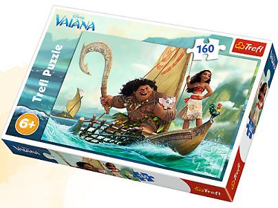 Puzzle 160 TREFL - Vaiana