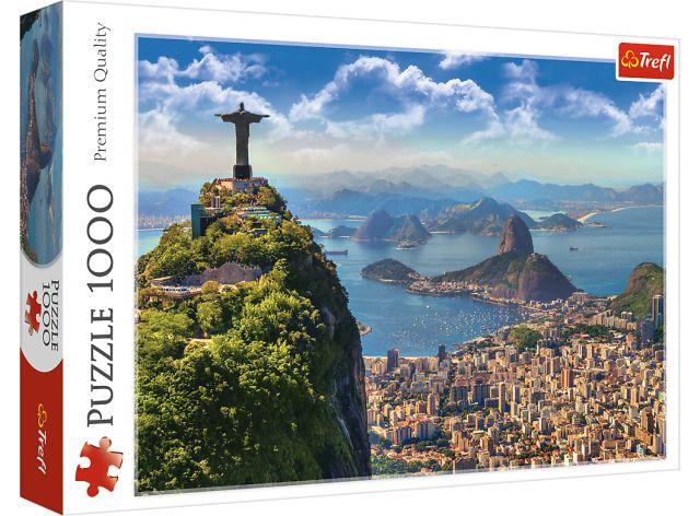 Puzzle 1000 dílků - Rio de Janeiro