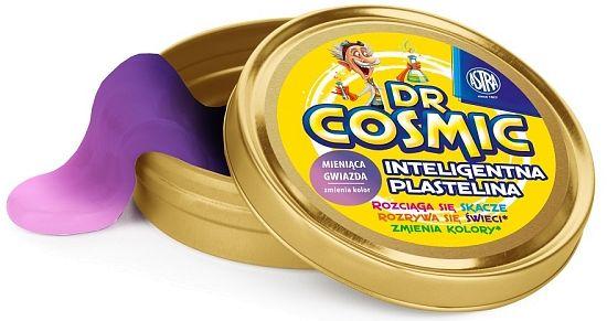 Inteligentní plastelína Dr. Cosmic - měnící se barva
