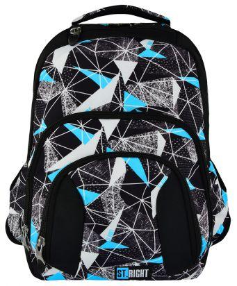 Školní batoh 43 cm BP25, objem 28 litrů - barevný potisk