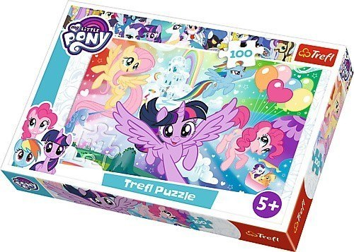 Puzzle Disney, 100 dílků - My Little Pony