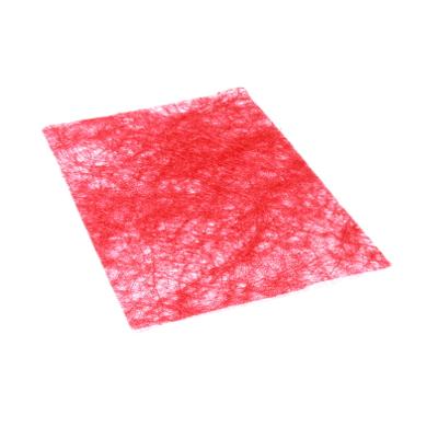 Sisalový list 20x30cm PENWORD 5ks - červený