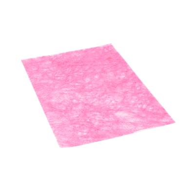 Sisalový list 20x30cm PENWORD 5ks - růžový