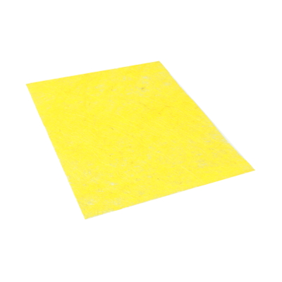 Sisalový list 20x30cm PENWORD 5ks - žlutý