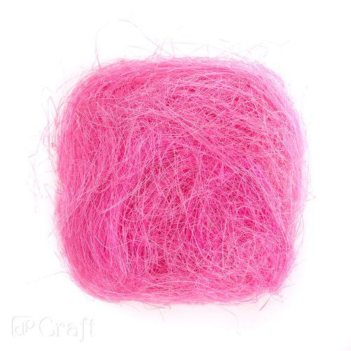 Růžový sisal DPCRAFT 30g