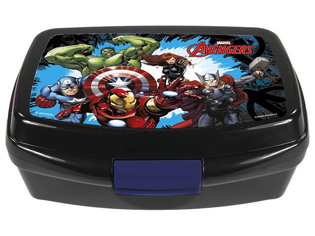 Svačinový box - Avengers