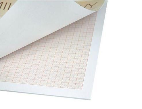 Milimetrový papír A2 , 20 listů